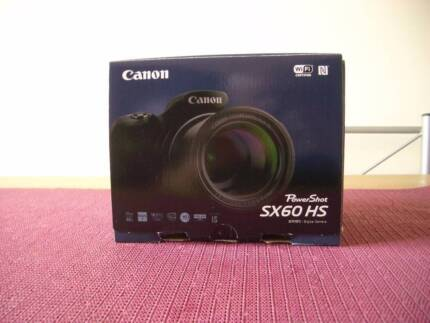 canon camera SX60HS