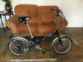 Raleigh Activ FoldA6 - Folding Bike