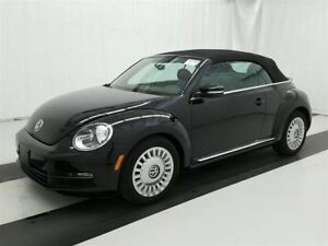 2014 Volkswagen Beetle 25000 KMS! 1.8 HIGHLINE CONVERTIBLE! FULL