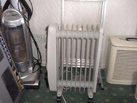 oil fired radiator