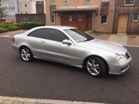 Mercedes CLK 220 CDI Mint Condition