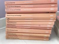 ICAEW BOOKS (ACA) - Question Banks + Study Manuals 2017/2018!!!