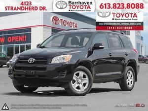 2012 Toyota RAV4 BASE - FWD WITH SUNROOF