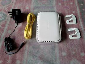 Netgear Wireless G Router (WGR614 v9)