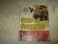 Vintage comic - Stop for Nothing (1968)