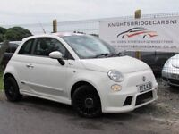 2008 FIAT 1.2 SPORT ABARTH BODY KIT FULL SERVICE HISTORY 78521 MILES EXCELLENT CONDITION