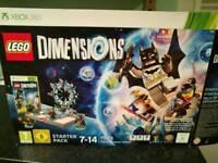 Lego Dimensions Xbox 360 Boxed