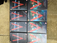 V The Complete Movie & TV Series RARE.