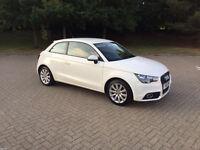 Audi A1 1.6 TDI Sport White