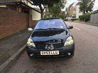 Renault clio dynamique 16V 1.6 for sale, Long MOT, low mileage, drives nice.