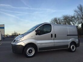 2010 RENAULT TRAFIC 2.0 DCI VERY RELIABLE VAN 12 MTH MOT TOP SPECS SAME AS VIVARO PRIMASTAR