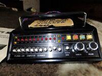 VHF/UHF scanner receiver