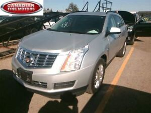 2013 Cadillac SRX LEATHER-ONE OWNER