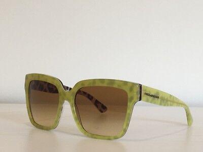 7195e343bf36 60 Dolce   Gabbana DG 4234 2884 2L Square Yellow Gradient Sunglasses 57 18