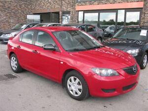 2004 Mazda MAZDA3 AUTO!! A/C!! POWER LOCKS!!