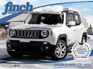 2016 Jeep Renegade North 4x2