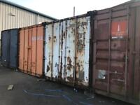 40 foot containers for storage safe watertight