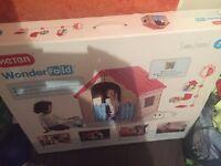 Pop up playhouse brand new