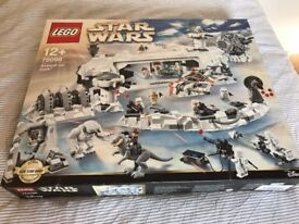 Lego 75098 Star Wars Assault on Hoth UCS set - brand new and sealed