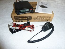 Yaesu FT-7900 with ADMS software