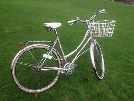 Raleigh Caprice Vintage Ladies bike, 20 inch frame, 3 speeds
