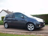 2009 FORD FOCUS C-MAX TDCI 109 **£30 ROAD TAX**LOVELY CONDITION!!
