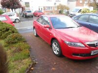 2005 Mazda 6TS For Sale - Needs Work