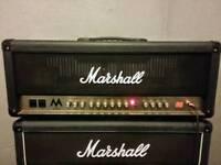 Marshall MA50H 50w valve head. Vgc sim jcm dsl jtm.