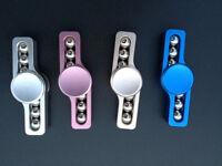 Wholesale Job Lot Of 100 x Fidget Spinner / Hand Spinner Aluminium Material, Popular
