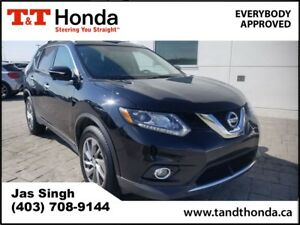 2015 Nissan Rogue SL*Navi, Rear Camera, Heated Seats *