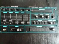 Realistic SSM - 1900 Stereo Sound Mixer