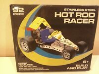 Hot Rod Racer Construction Game