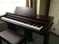 Technics SX-PR350 Digital Ensemble piano.