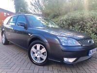 FORD MONDEO ESTATE GHIA 2.2 TDCI #SERVICE HISTORY #LOW MILES