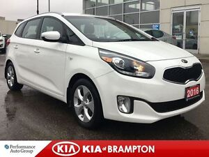 2016 Kia Rondo LX SEVEN PASSENGER BLUETOOTH HEATED SEATS NON REN