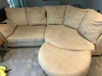FREE to collector sofa and chair
