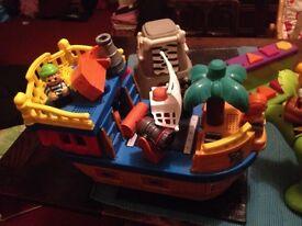 Job lot of baby/ toddler toys