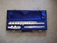 Blessing B101 USA flute, full working order, serviced, would suit beginner