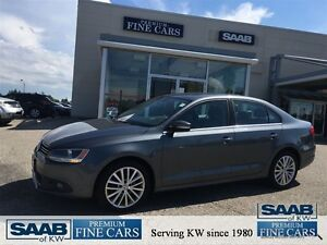 2012 Volkswagen Jetta Highline DIESEL 6 SpeedManual NoAccidents