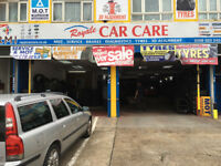 Service, MOT, New & Part Worn Tyres, 2 & 4 Wheel Alignment (3D Tracking), On Very Competitive Prices