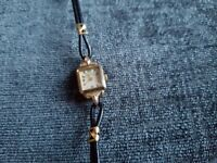 Ladies Vintage Ingersoll Gold Watch