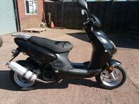 BTM 125cc (2009) delivery available