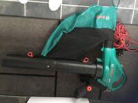 Bosch Leaf Blower and Vac.