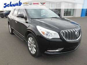 2015 Buick Enclave AWD, Leather, Rearview Camera, Heated Steerin