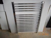 Chrome Radiator - Towel Rail . 600mm x 800mm
