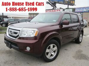 2009 Honda Pilot EX-L,Leather,sunroof,8 passenger