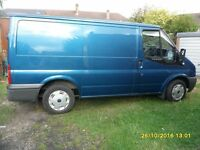 Ford Transit 260SWB Panel Van - VGC