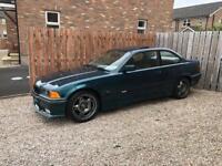 1995 BMW e36 328i ( 44k Genuine Miles ) PX or swap