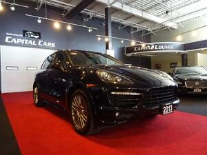 2013 Porsche Cayenne GTS / NAVIGATION / PANORAMIC ROOF