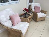 Conservatory Furniture consisting of 5 pieces